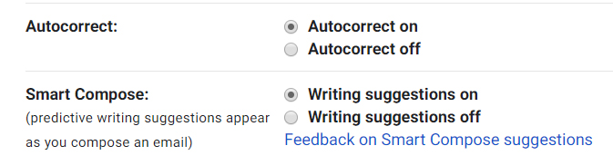 Gmail Tricks and Tips - Make Your Gmail Better smart compose